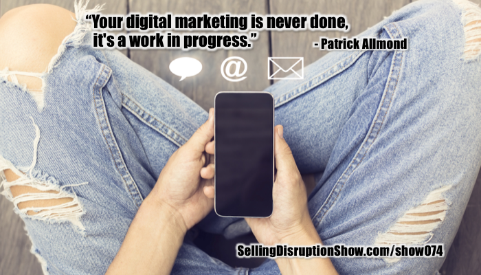 SDS 74 | Disruptive Digital Marketing