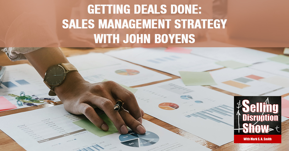SDS 83 | Sales Management Strategy